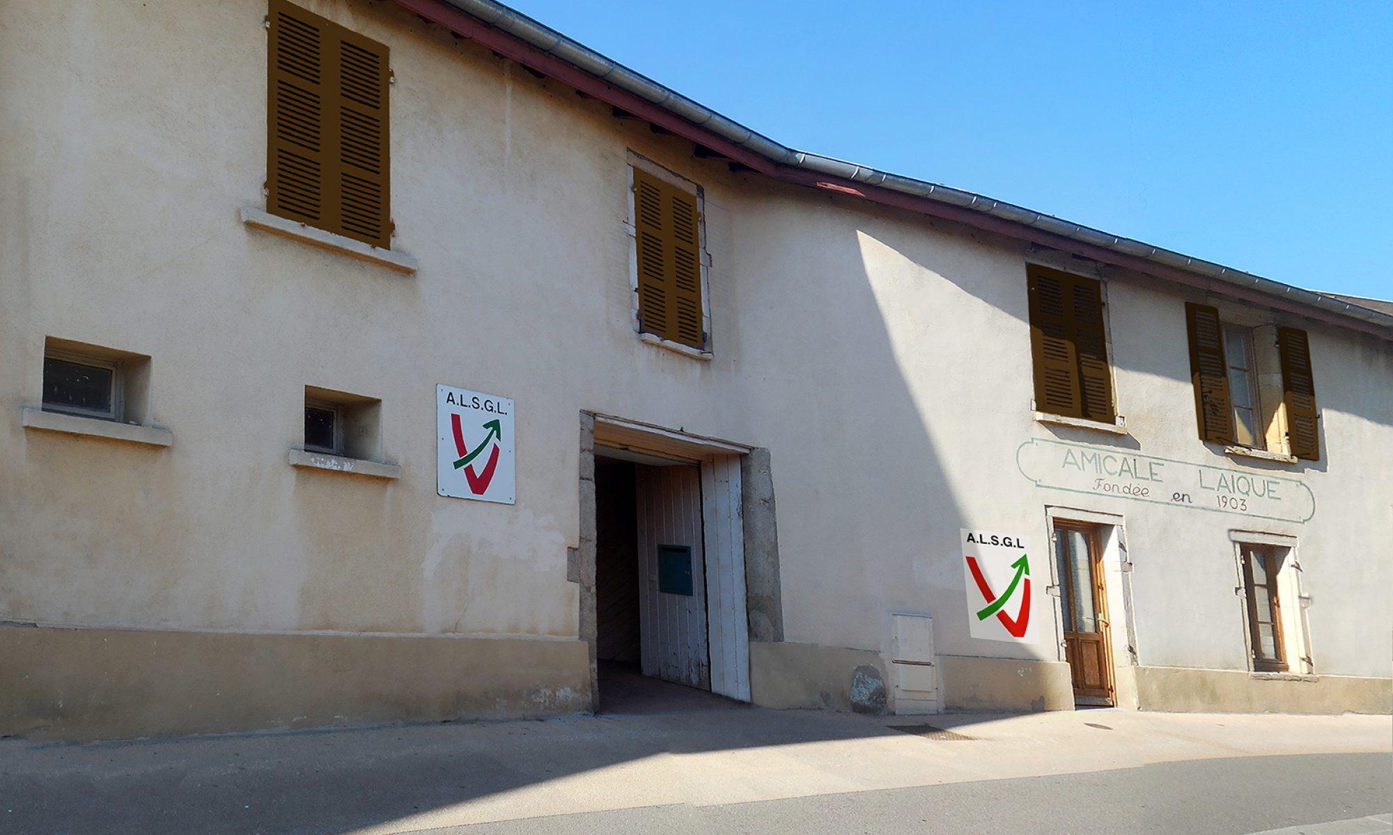 Amicale Laïque de Saint Genis Laval